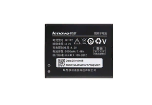 Аккумулятор Lenovo BL192 (A328/A750/A590/A680/A526)  фото 1 — PartsMobile
